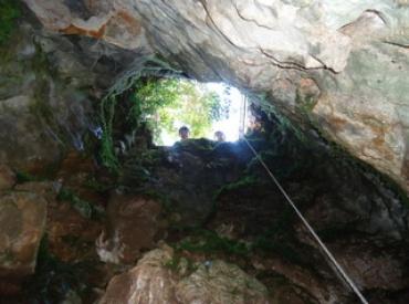 Excursion cueva del maño